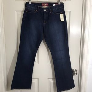 NWOT Sofia Boot Ankle Jeans SiZe 10/30